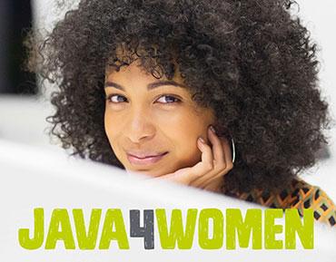 Rekrytera eller hyr en javautvecklare från Java4women TNG