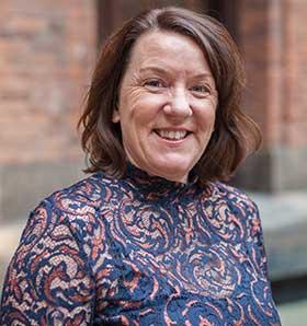 Maria Tedsjö regionchef TNG Örebro