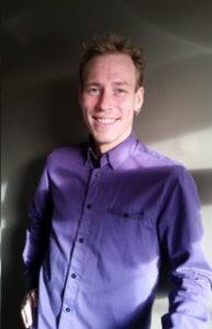 Michael Masko gör karriär som konsult på bemanningsföretaget TNG.