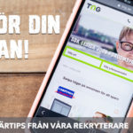 Din jobbintervju – Do's and dont's