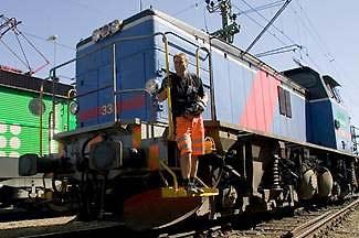 Green Cargo rekryterade radioloksoperatörer via TNG