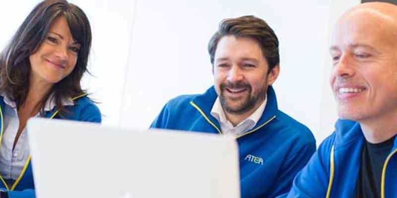 Atea rekryterar supporttekniker utanför boxen via TNG IT DIgitals arbetspsykologiska tester.