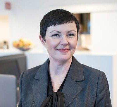 Anna Rydbacken, regionchef och ansvarig för kompetensbaserad rekrytering tng