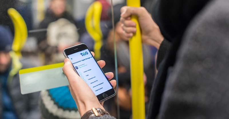 Ny digital kandidatupplevelse gör att jobbsökare kan följa sin ansökan överallt