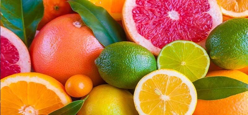 Bild med olika citrusfrukter i flera färger som illustrerar rekryteringstrenden Inkludering som ny tillväxtstrategi, som TNG tar upp i sin årliga trendspaning 2018.