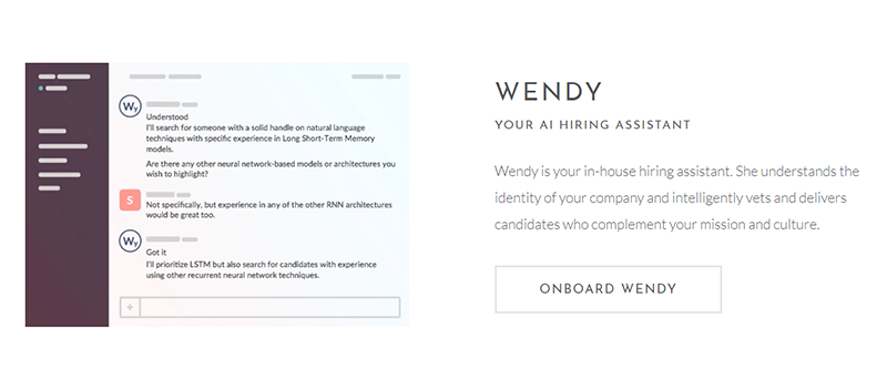 wendy-hiring-assistant