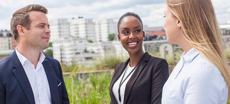 TNG hjälper dig som vill ta nästa steg i karriären kanske tom en genväg via traineejobb eller en upskill-utbildning