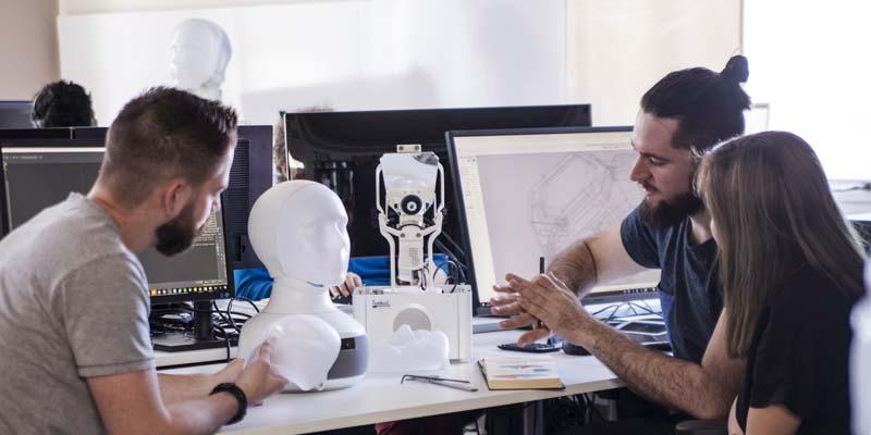 Samarbete mellan TNG och Furhat Robotics