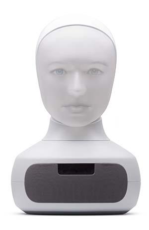 AI-roboten från Furhat Robotics kan visa komplexa känslor