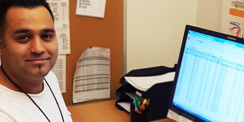 Omid är konsult på TNG och berättar om fördelarna med att jobba som bemanningskonsult. Sök lediga jobb via TNG!
