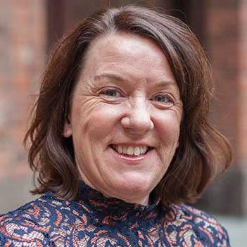 Maria Tedsjö, regionchef för TNG i Örebro