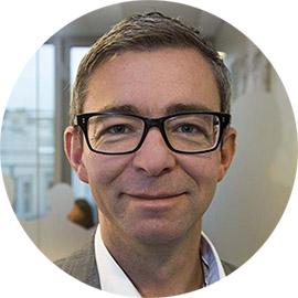 Niklas Bragée, storkundschef på TNG rekrytering och bemanning