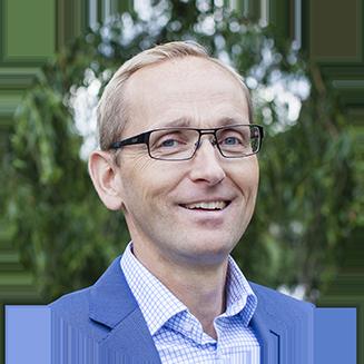 Henrik Jönsson, regionchef TNG