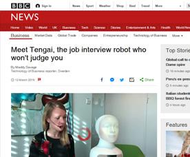 Tengai på BBC