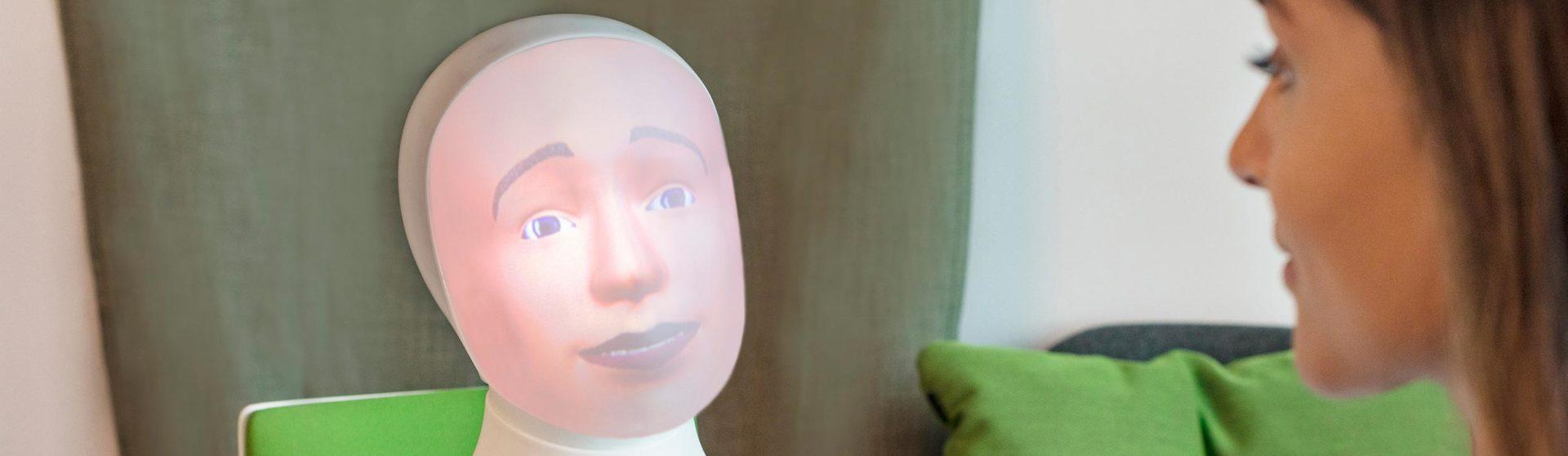 Så går en intervju med Tengai till - världens första socialaoch fördomsfria AI-intervjurobot!