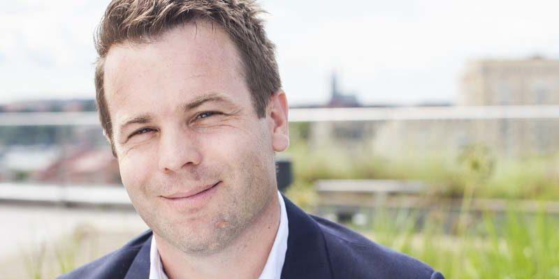 Pär Johansson – ny regionchef för rekryterings- och bemanningsföretaget TNG i Örebro