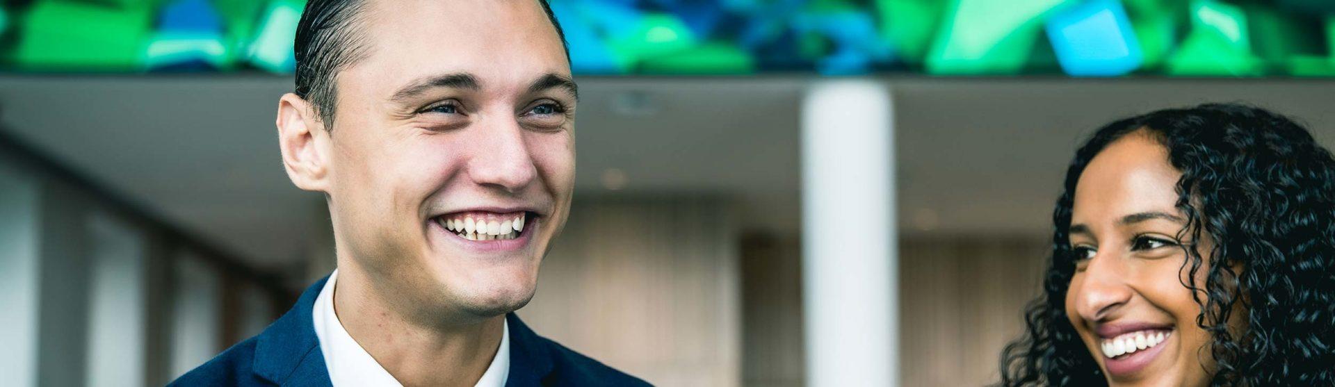 Björn Davidsson, tidigare deltagare på SEB:s Tech-program tipsar om hur du ska söka via TNG