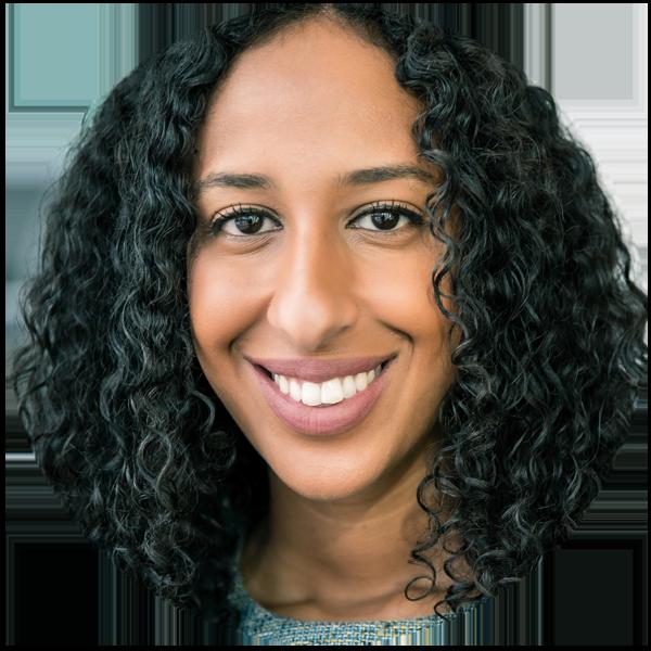 Natalie Embaye, , tidigare deltagare på SEB:s Tech-program