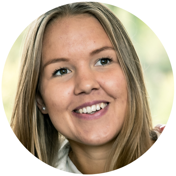 Sofia Kempas, tidigare deltagare på SEB:s Tech-program