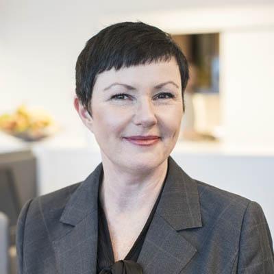 ANNA RYDBACKEN, REGIONCHEF VÄST/GÖTEBORG