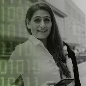 TNG Tech Kvinna Grön