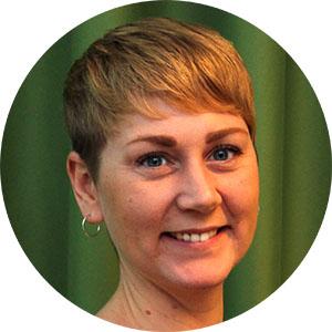 Rebecca Hallberg, Talent Community Specialist på TNG och kursledare för kursen Digital kandidatattraktion