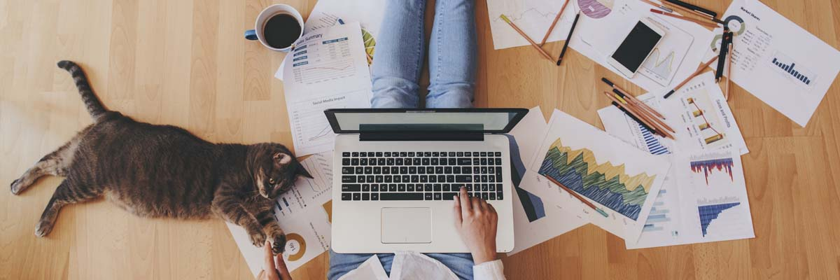 Tips för att jobba hemifrån – så blir du mer effektiv