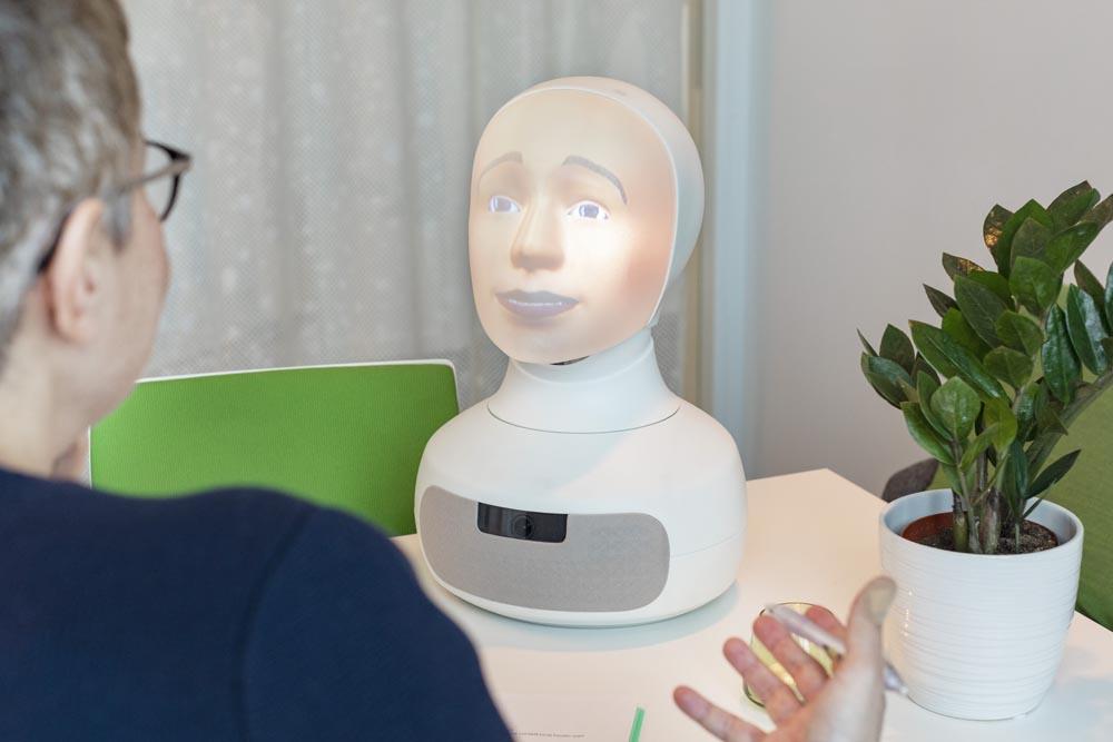 Human Machine Teaming Manager är lönken mellan människa och robot