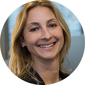 Claudia Ullreich Engmér, rekryterare på TNG