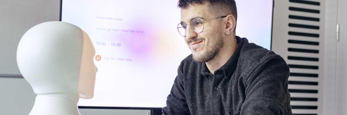 Intervjuroboten Tengai ger ett faktabaserat, datadrivet och automatiserat beslutsunderlag