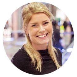 Linnea Wäringe - produktspecialist för Tengai på TNG