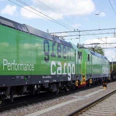Samarbete mellan Green Cargo och TNG