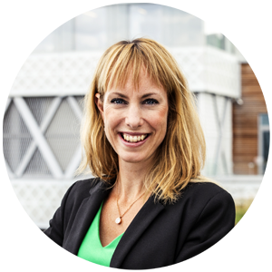 Malin Brant Lundin - Global Head of Employer Branding på SEB - berättar om samarbetet med rekryteringspartners TNG