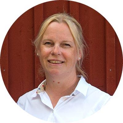 Veronica Gårdestig, VD på Impecta Fröhandel