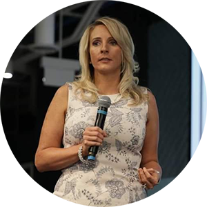 Julie Sowash, Executive Director på organisationen Disability Solutions och talare på Unbiased Day 2021