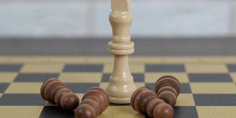 klassdiskriminering schackpjäser