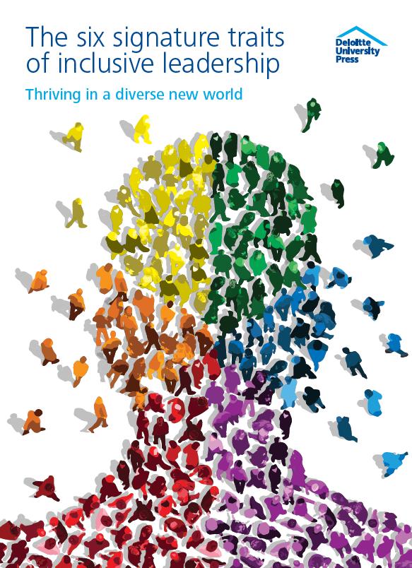 The six signature traits of inclusive leadership från Deloitte