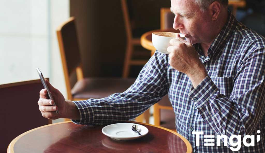 Tengai genomför automatiserade kompetensbaserade intervjuer via mobiltelefon