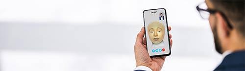 Tengai video digital intervju