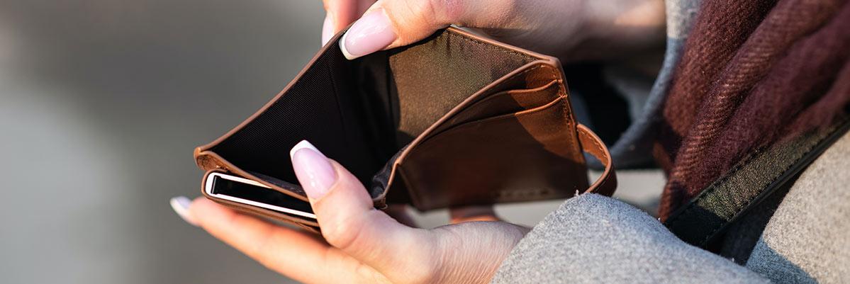 tom plånbok lönesamtal löneförhandling lön tips